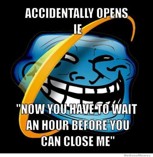 Internet Browser Memes